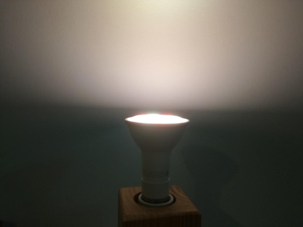 LED Light on
