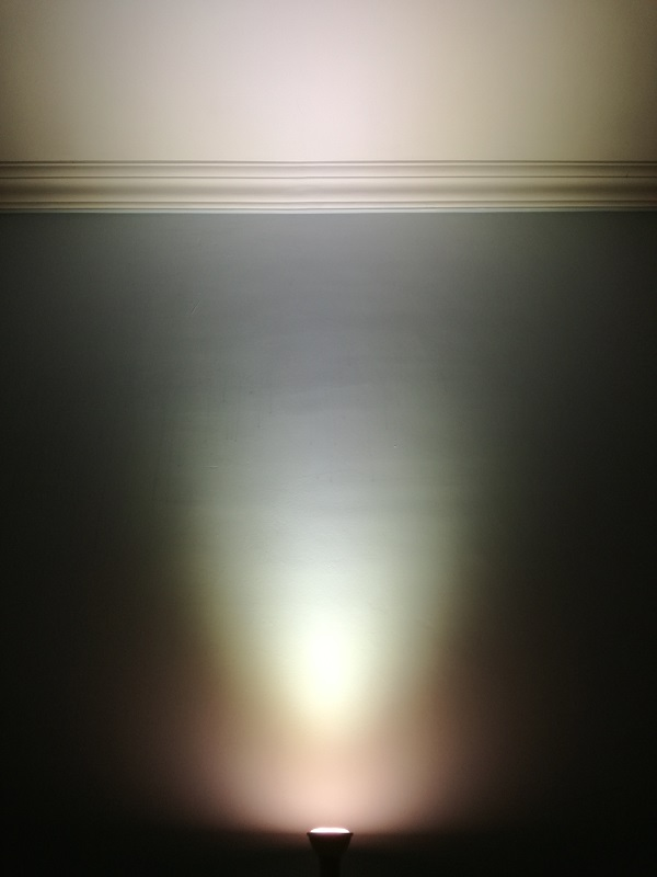 LED Light on 4